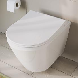 VitrA Aquacare Integra wall-mounted, washdown toilet set with bidet function