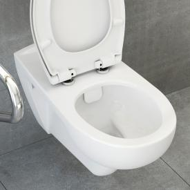 VitrA Conforma wall-mounted washdown toilet rimless, white