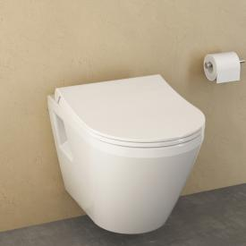 VitrA Integra wall-mounted washout toilet with bidet function, for GERMANY ONLY! white