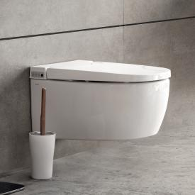 VitrA V-care 1.1 Basic shower toilet, with toilet seat