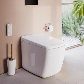 VitrA V-Care Prime floorstanding shower toilet with toilet seat
