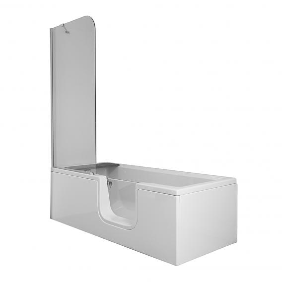 VitrA Conforma Combo rectangular bath, right entry