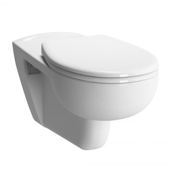 VitrA Conforma wall-mounted washdown toilet rimless, white