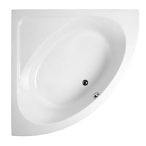 VitrA S50 corner bath