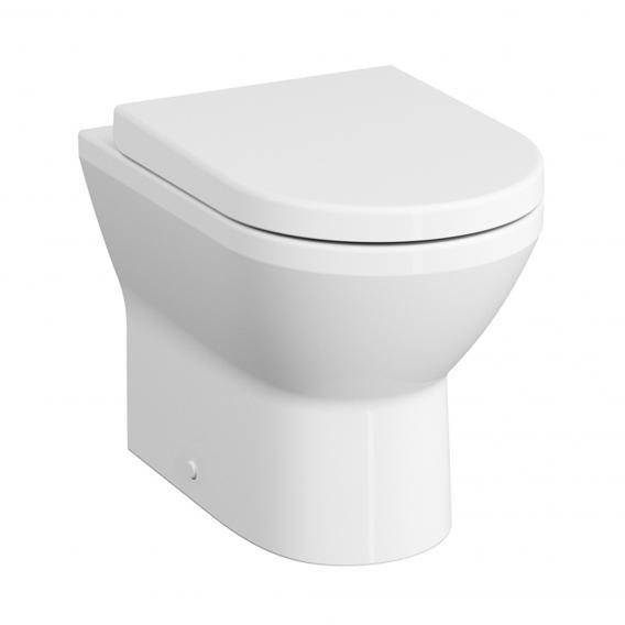 VitrA Integra floorstanding VitrAflush 2.0 washdown toilet with bidet function white