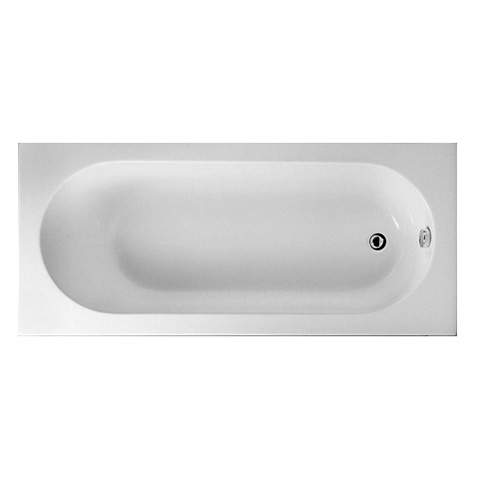 VitrA Options Matrix rectangular bath
