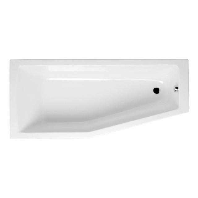 VitrA Integra compact bath, built-in