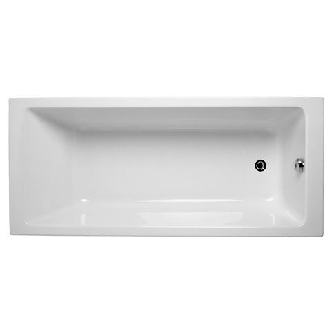 VitrA Integra rectangular bath, built-in