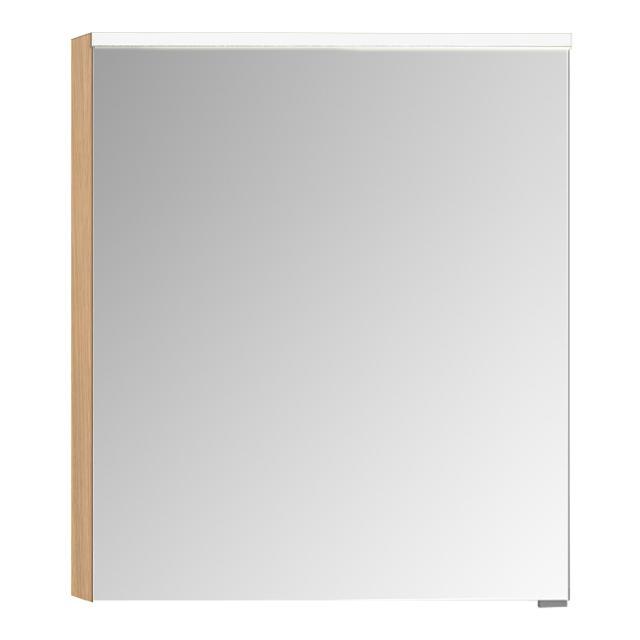 VitrA Integra/Sento Premium mirror cabinet with LED lighting oak