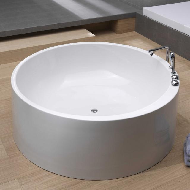 VitrA Istanbul freestanding round bath
