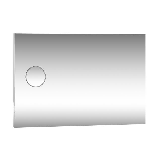VitrA Memoria Black mirror with LED lighting