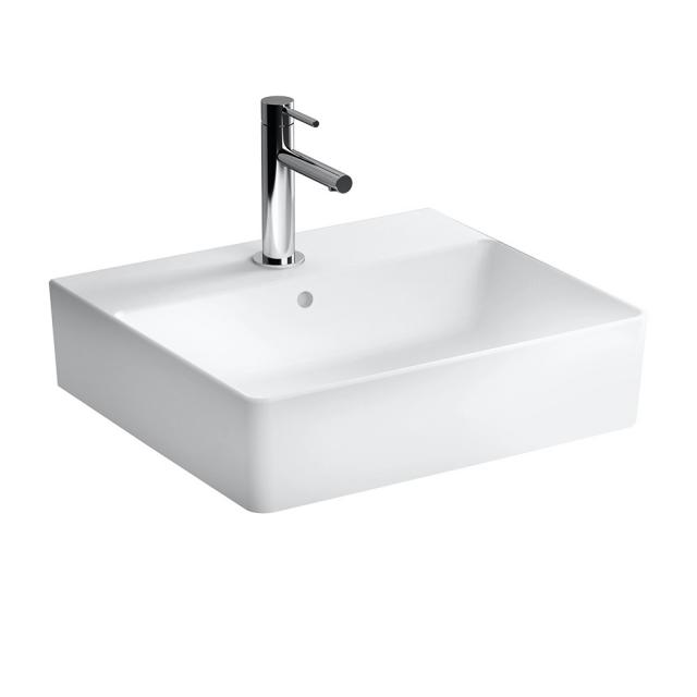 VitrA Options Nuo hand washbasin ungrounded, with overflow