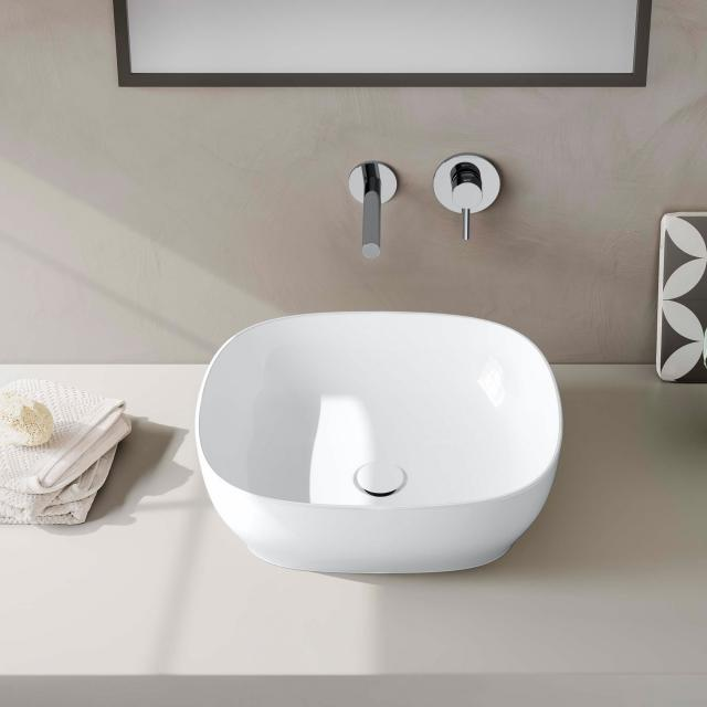 VitrA Options Outline countertop washbasin white