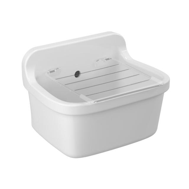 VitrA Options Pera Architecta vanity washbasin white, without VitrAclean