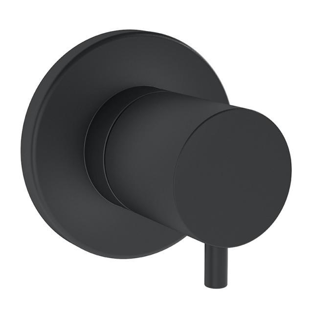 VitrA Origin shut-off valve matt black