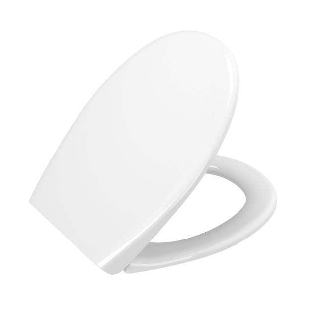 VitrA S20 toilet seat with soft-close & removable