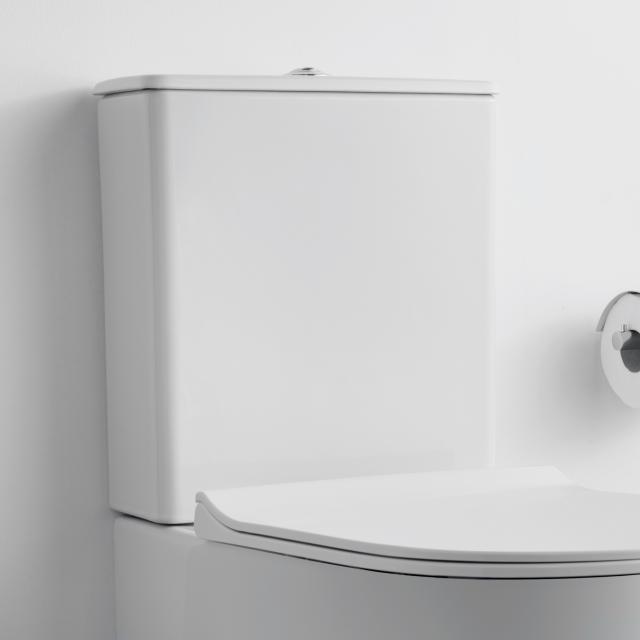 VitrA Sento ceramic close-coupled cistern