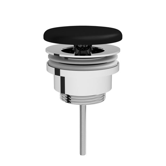 VitrA shaft valve without accumulating function, with ceramic cover matt black