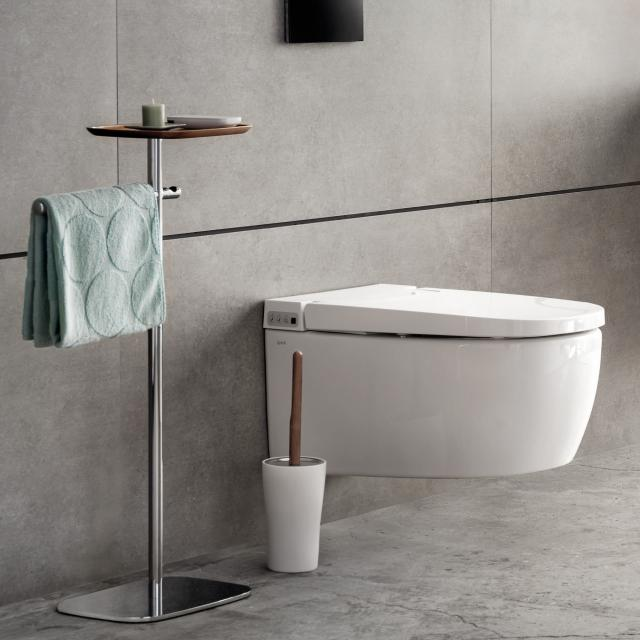 VitrA V-care Comfort shower toilet, with toilet seat