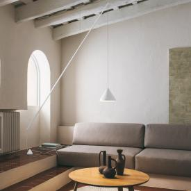 Vibia North LED floor lamp with dimmer and power cord