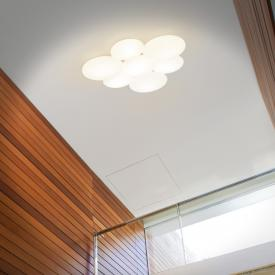 Vibia Puck ceiling light, 7 heads