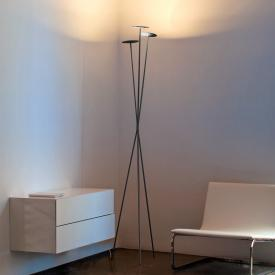Vibia Skan LED floor lamp 3 heads with dimmer