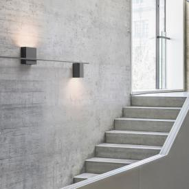 Vibia Structural LED horizontal wall light 2 heads