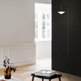 Vibia Tempo LED wall light with dimmer and power cord