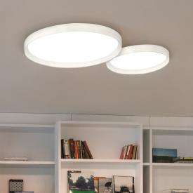 Vibia Up LED ceiling light, 2 heads