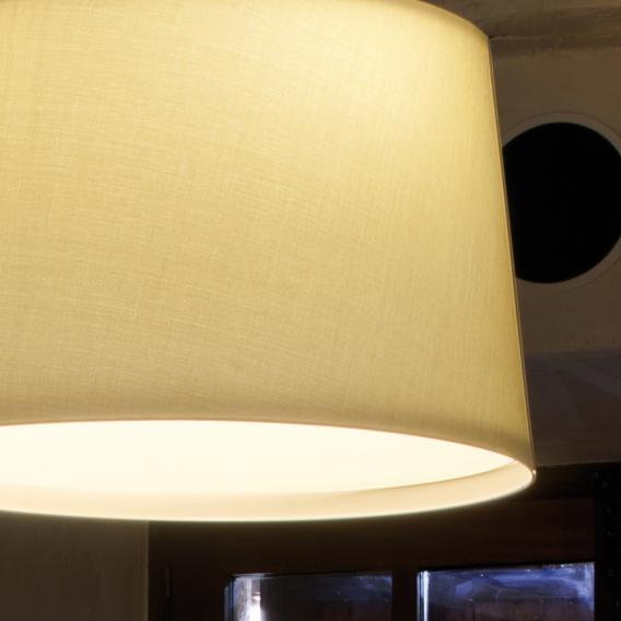 Vibia Warm pendant light