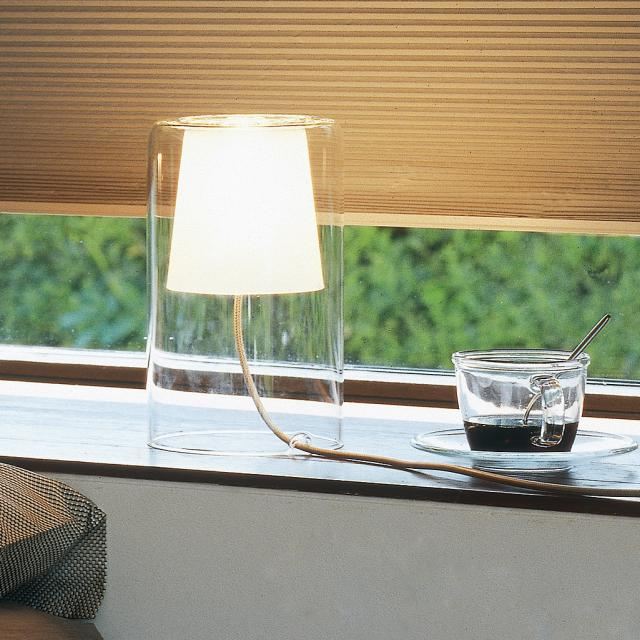 VIBIA Join table lamp with dimmer, large