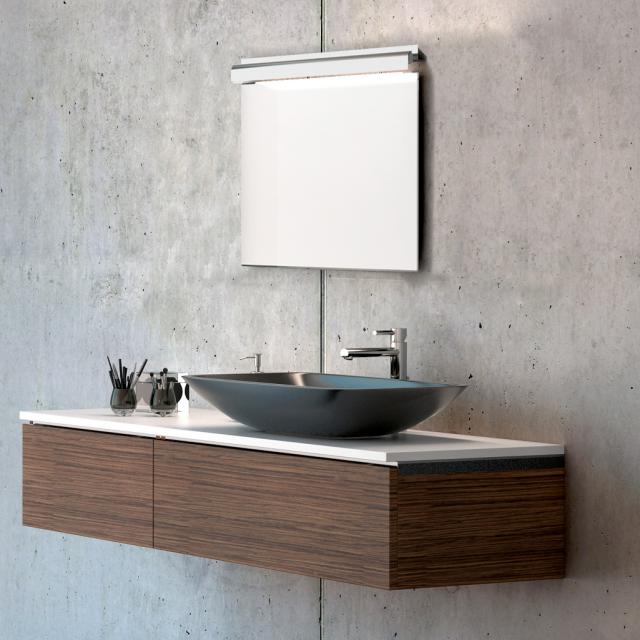 VIBIA Millenium wall light/mirror light with reflector