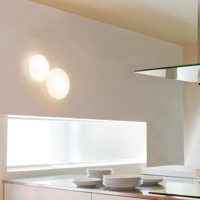 VIBIA Puck LED wall light 2 heads