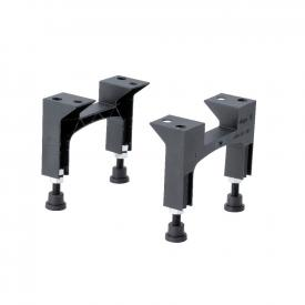 Viega Advantix adjustable legs for shower channel