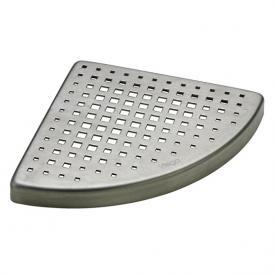 Viega Advantix grate Visign EA11 L: 18,5 cm, matt stainless steel