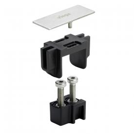 Viega Vario accessory set for Advantix Vario end closing piece matt