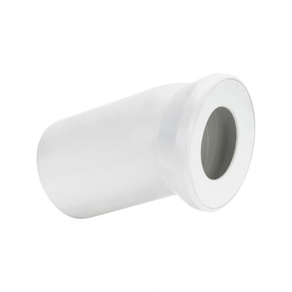 Viega toilet connection elbow 22 5°, white - 116484 | reuter com