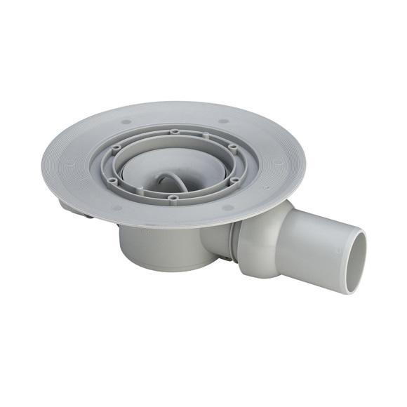 Viega Advantix bath drain basic unit without top