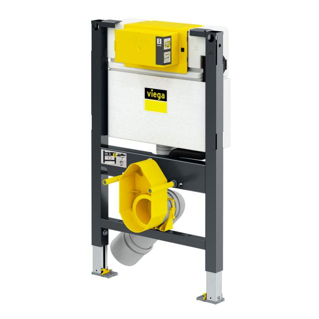 Viega Prevista Dry wall-mounted toilet installation element H: 82 cm