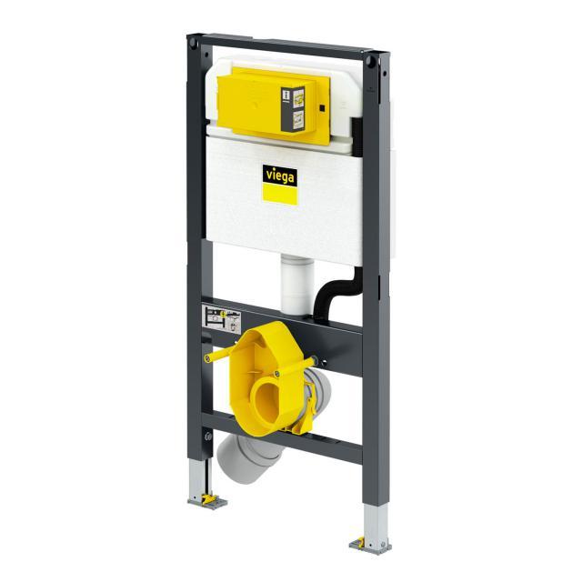 Viega Prevista Dry wall-mounted toilet installation element H: 98 cm