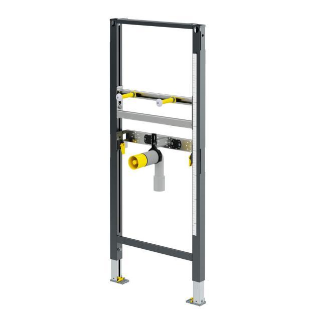 Viega Prevista Dry washbasin installation element H: 112 cm, height adjustable connection