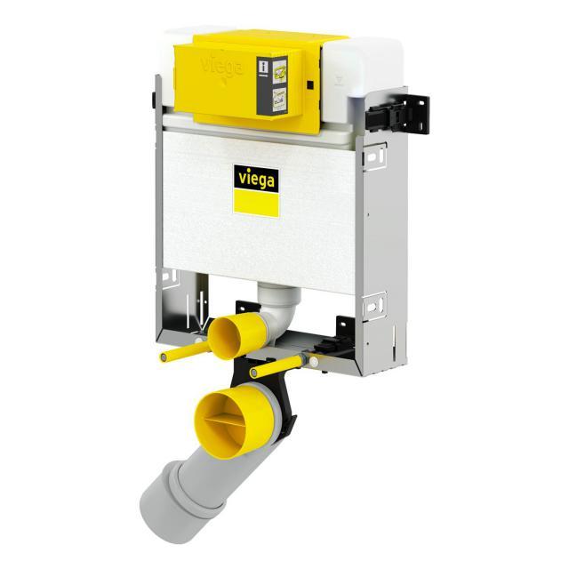 Viega Prevista Pure wall-mounted toilet installation element H: 82 cm