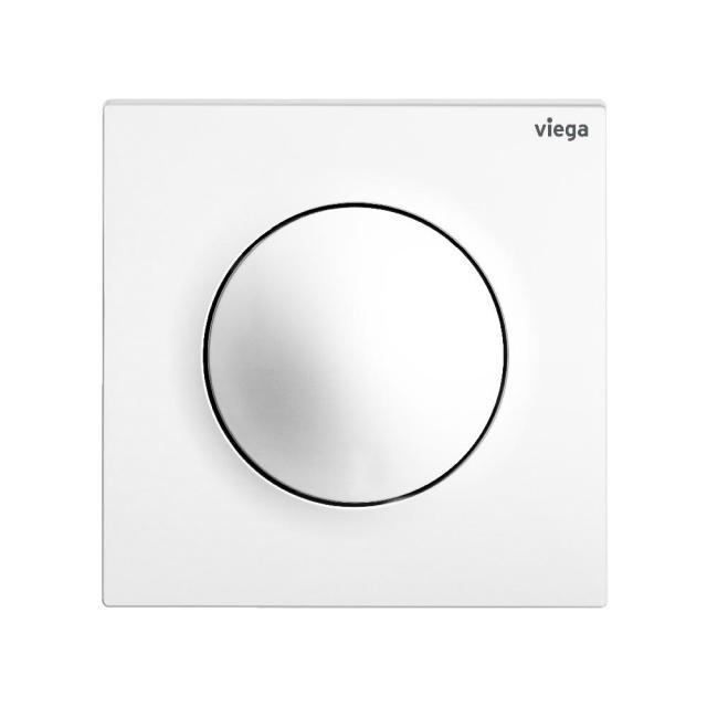 Viega Visign for Style 20 urinal flush plate white