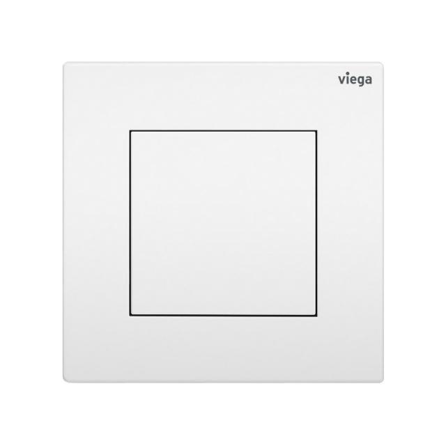 Viega Visign for Style 21 urinal flush plate white