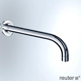 Vola 020 / 010 fixed spout, pipe Ø 24 mm projection: 225 mm, chrome