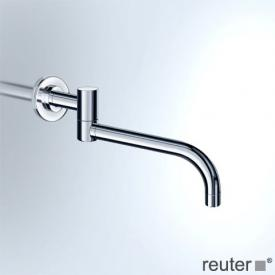 Vola 030 double swivel spout projection: 300 mm, stainless steel