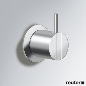 Vola 2201 concealed, single lever mixer stainless steel