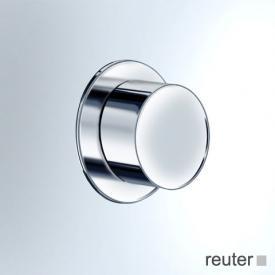 Vola A82 pneumatic push button chrome