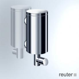 Vola T10 wall-mounted soap dispenser for liquid soap brushed stainless steel