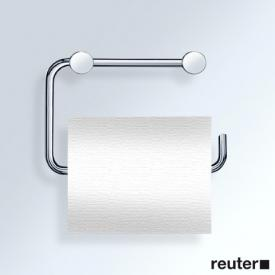 Vola T12BP toilet roll holder chrome high gloss, without wall plate